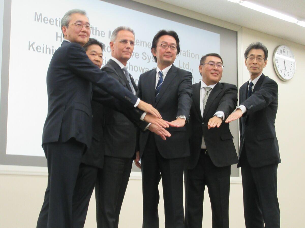 日 信 ブレーキ システムズ 株式 会社